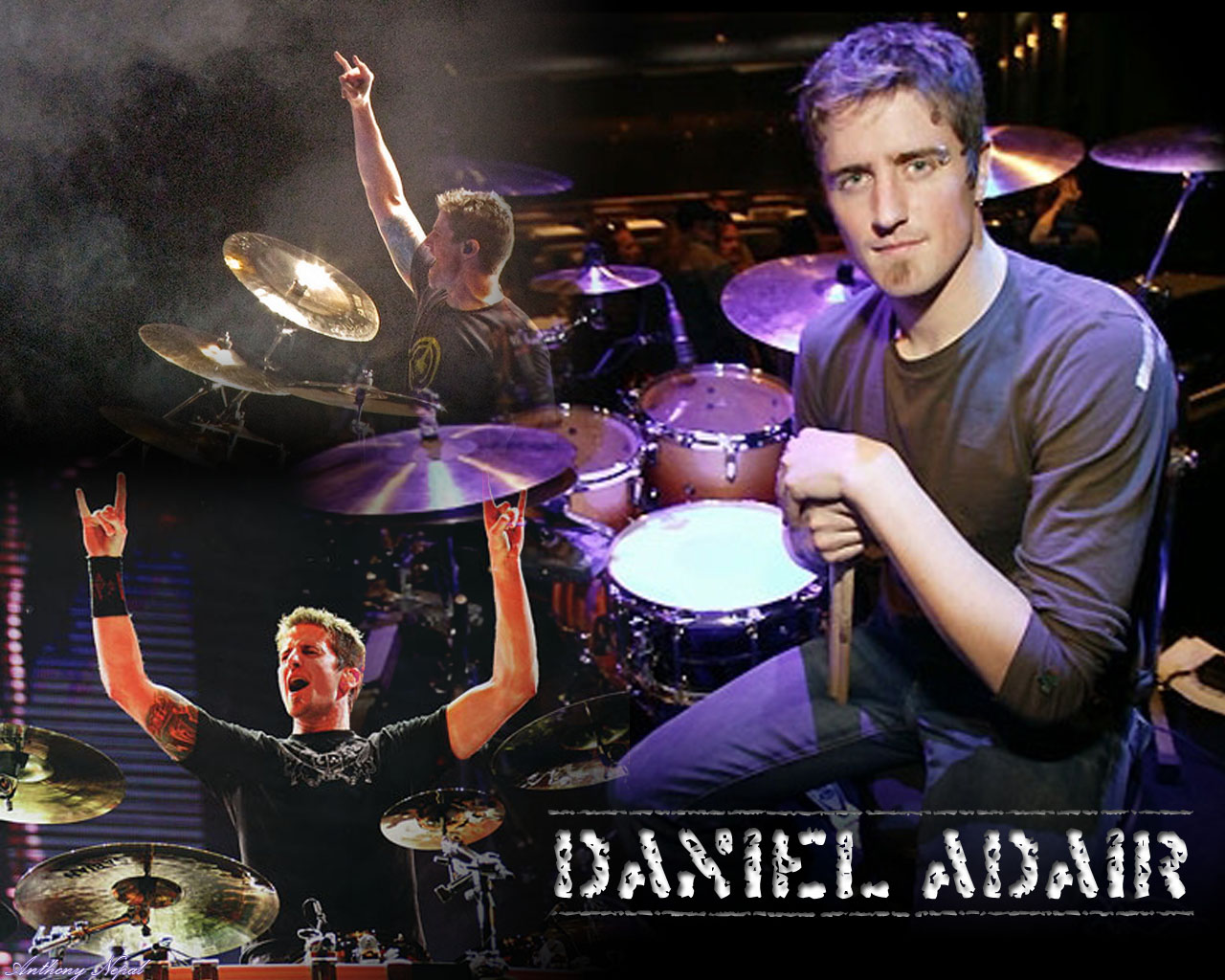 Daniel Adair Wallpaper