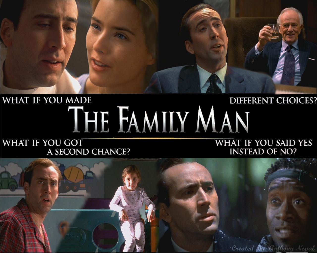 Family Man Wallpaper